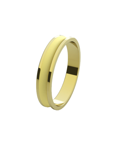 WEDDING RING TONIGHT YELLOW GOLD